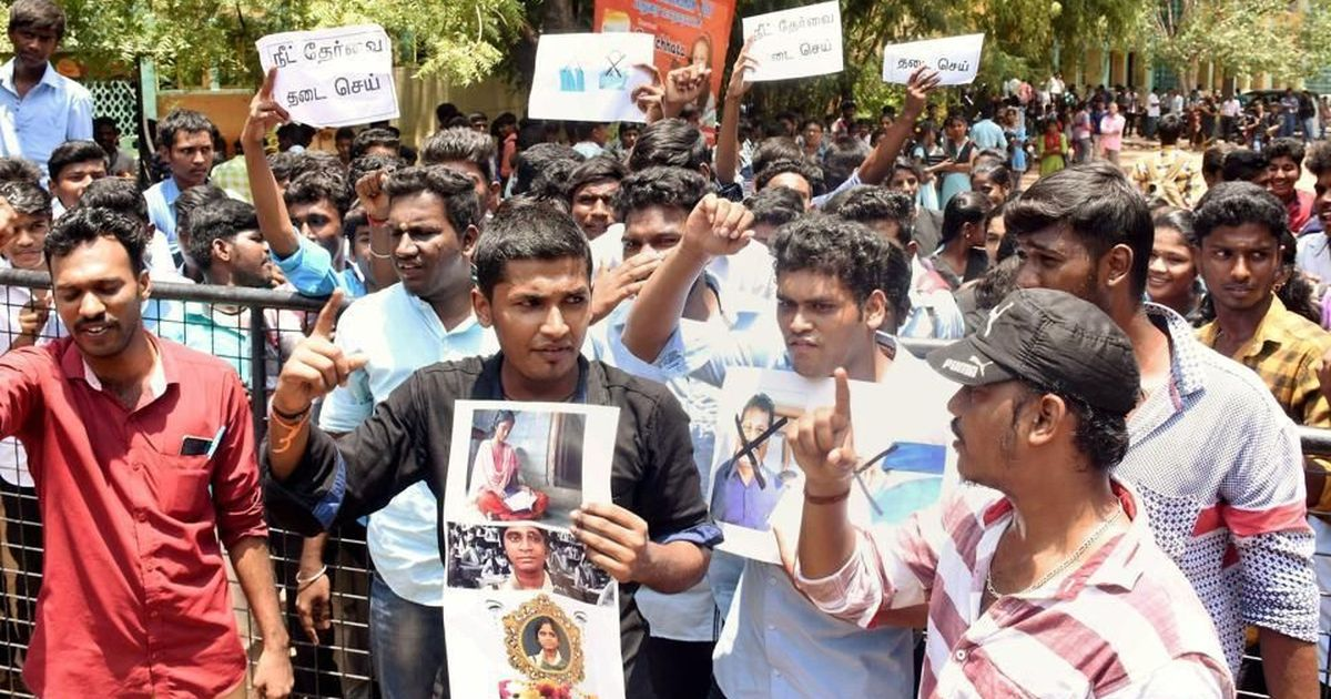 The TM Krishna column: It was not just NEET that drove Anitha to suicide, we all did