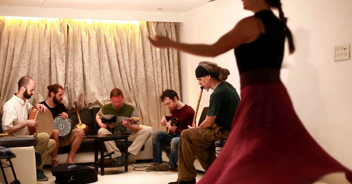 A group of American musicians is introducing New York to the ethereal delights of Sufi music