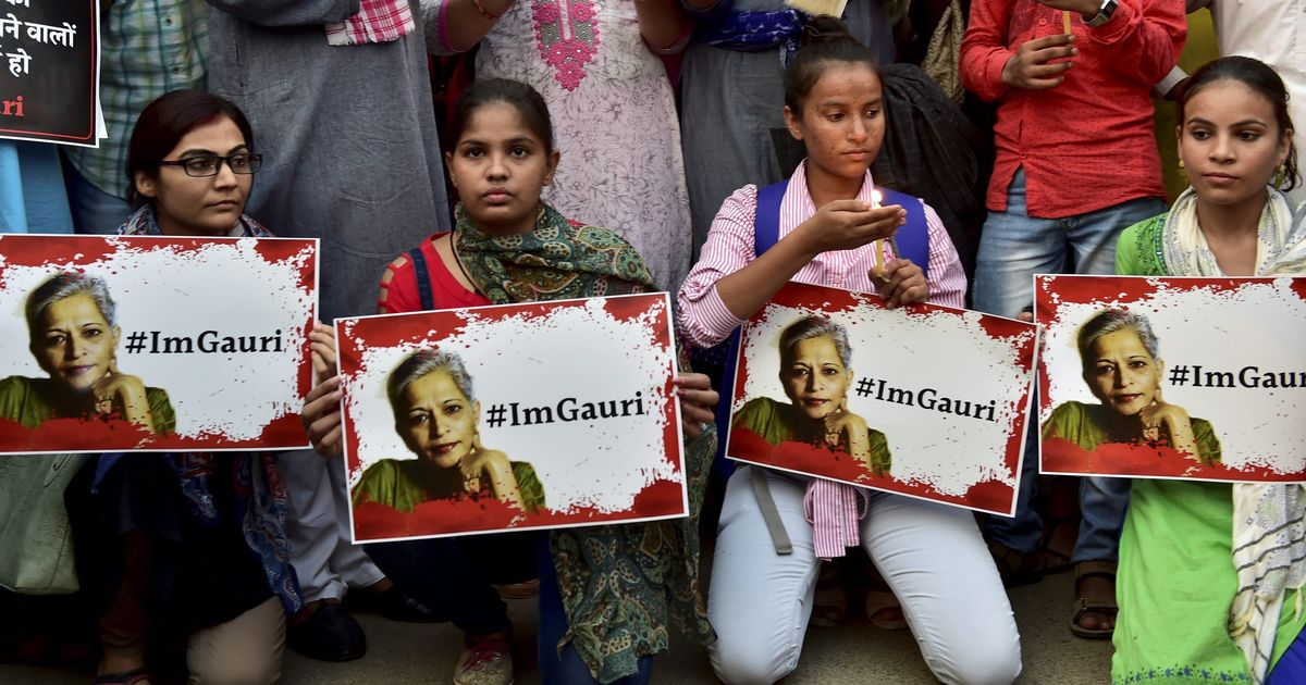 Gauri Lankesh murder: Left parties demand ban on outfits like the Sanatan Sanstha