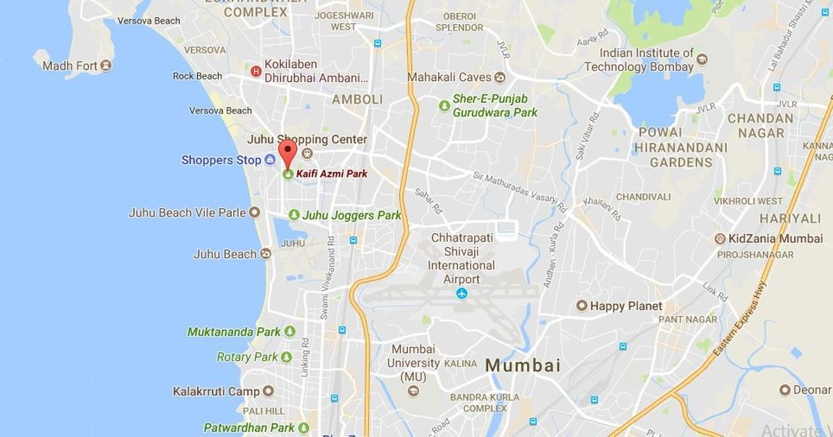 Six Killed as Gas Cylinder Explodes at Under-Construction Building in Juhu
