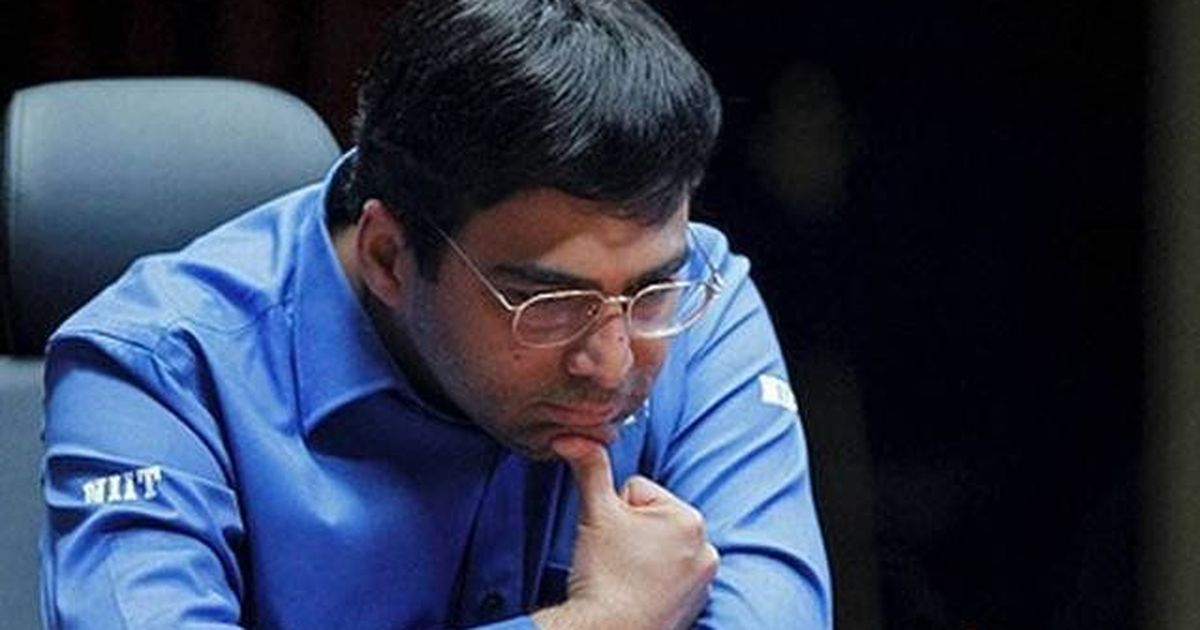 Viswanathan Anand wins World rapid championship