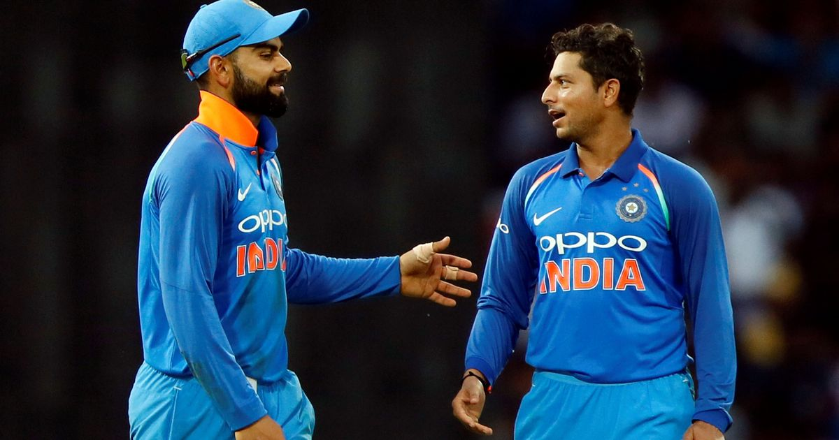 'Kuldeep, Chahal making a strong case': Kohli tempted to pick duo for Test series