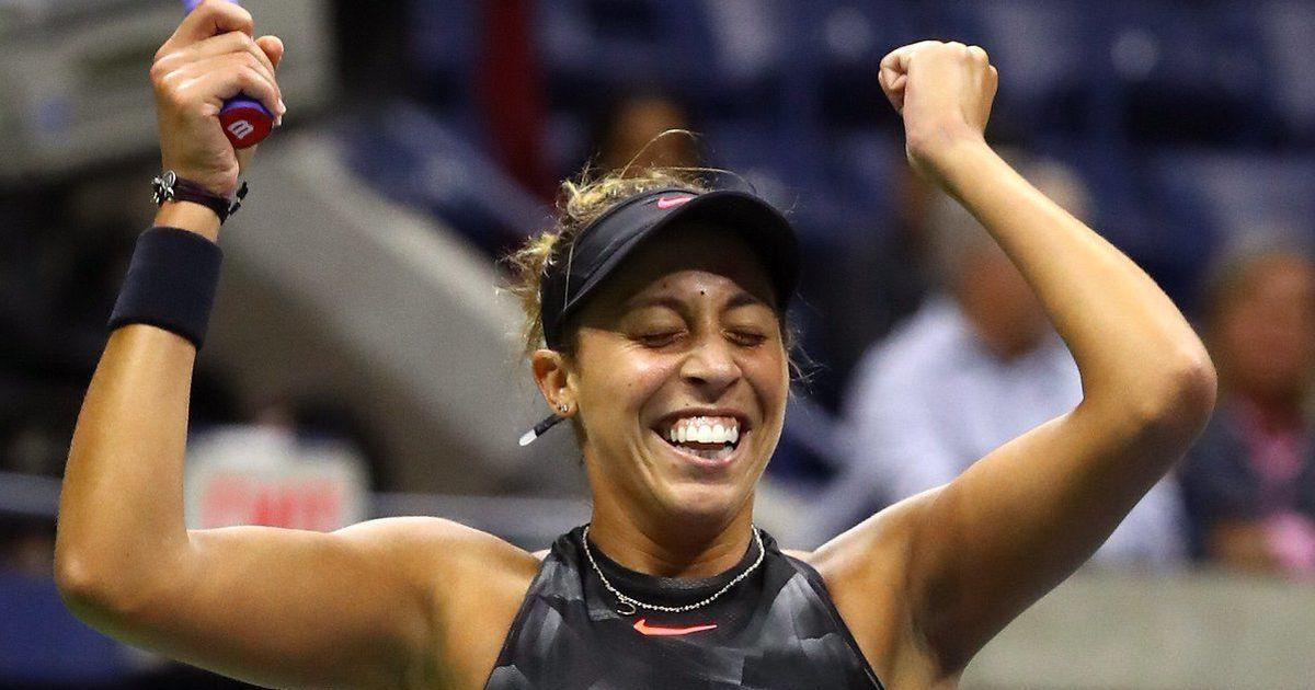 Madison Keys thrashes Vandeweghe, sets up all-American US Open final with Stephens