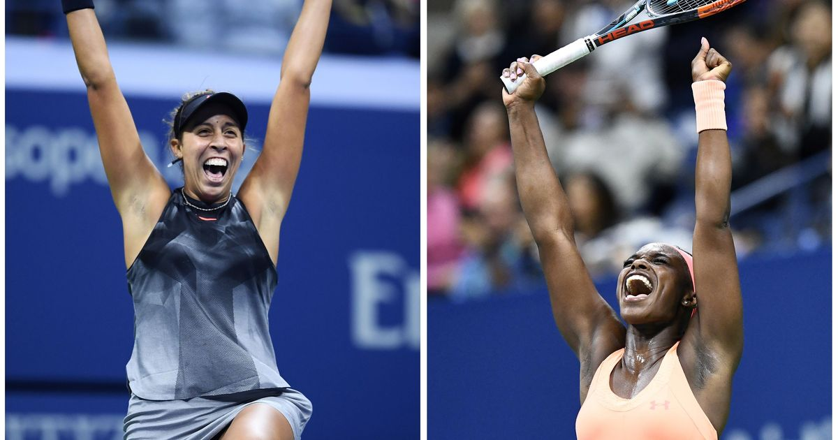 926e41a7d0d85 All-American rerun after 15 years: Five facts about the Madison Keys v  Sloane Stephens US Open final