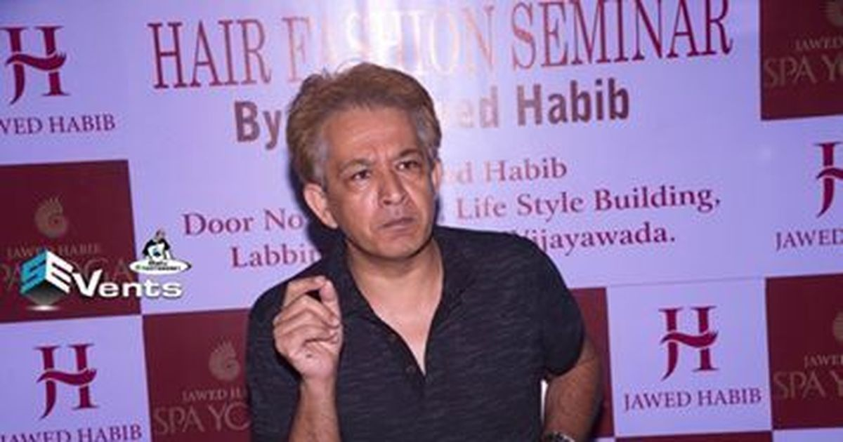 Despite apology, case filed against Jawed Habib for 'insulting' Hindu Gods