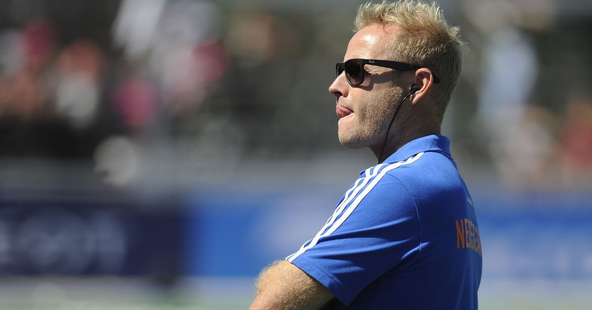 I want to win the Asian Games and the World Cup, says men's hockey coach Sjoerd Marijne
