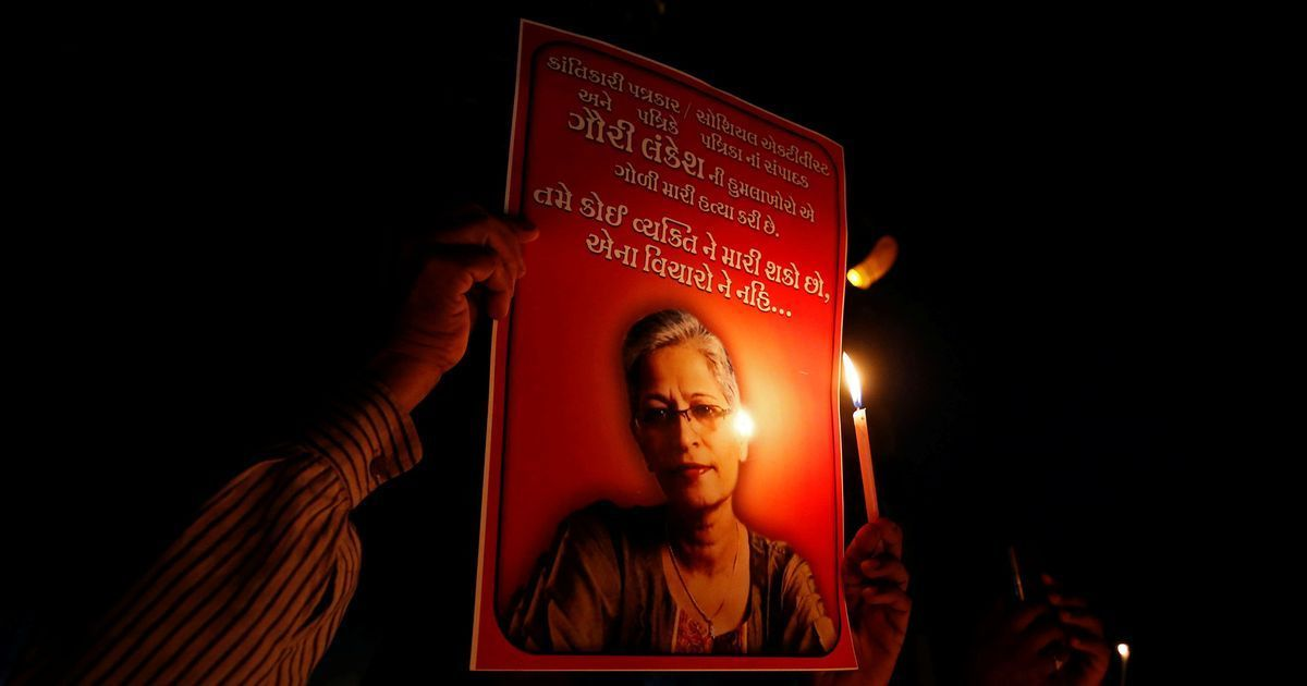 The TM Krishna column: Gauri Lankesh's killers just did the job our society had designed for them