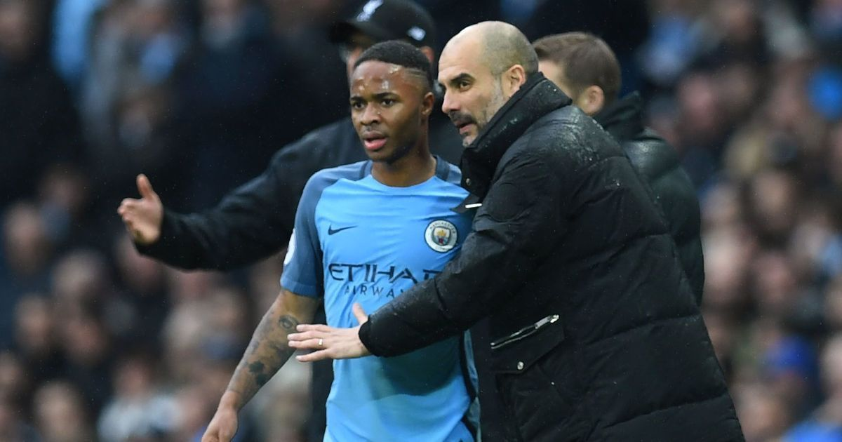 After uncertain future, Raheem Sterling is now Manchester City's key attacker