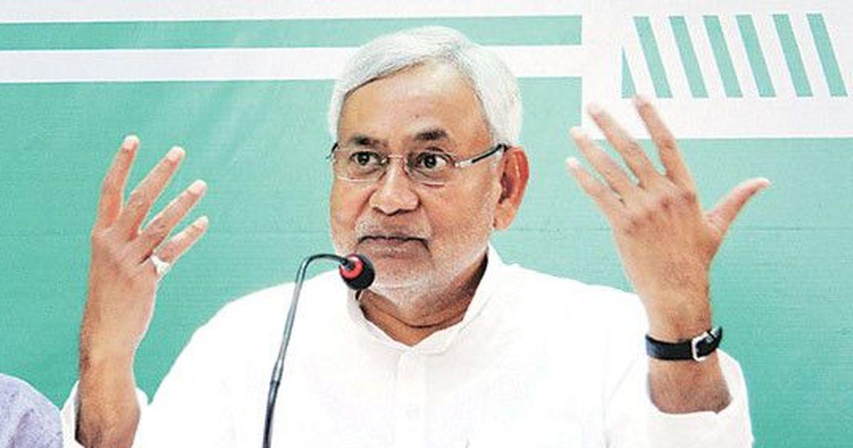 Bihar Chief Minister Nitish Kumar calls for nationwide ban on liquor