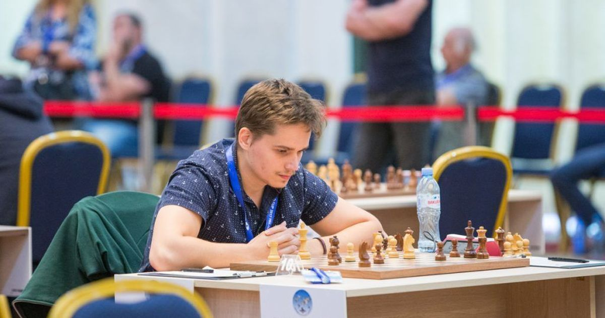 Chess World Cup: Canadian Grandmaster Anton Kovalyov forced to forfeit game for wearing shorts
