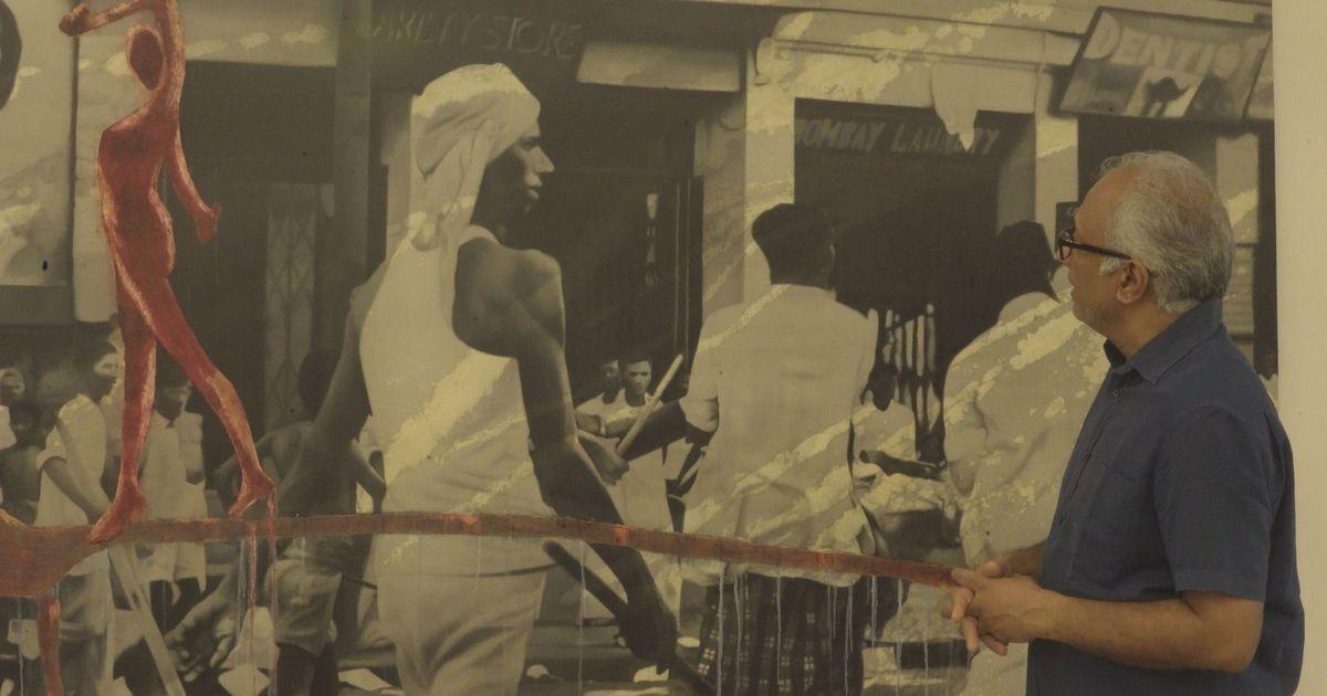 Kamal Swaroop on his Atul Dodiya documentary, 'Pushkar Puran' and the Phalke biopic