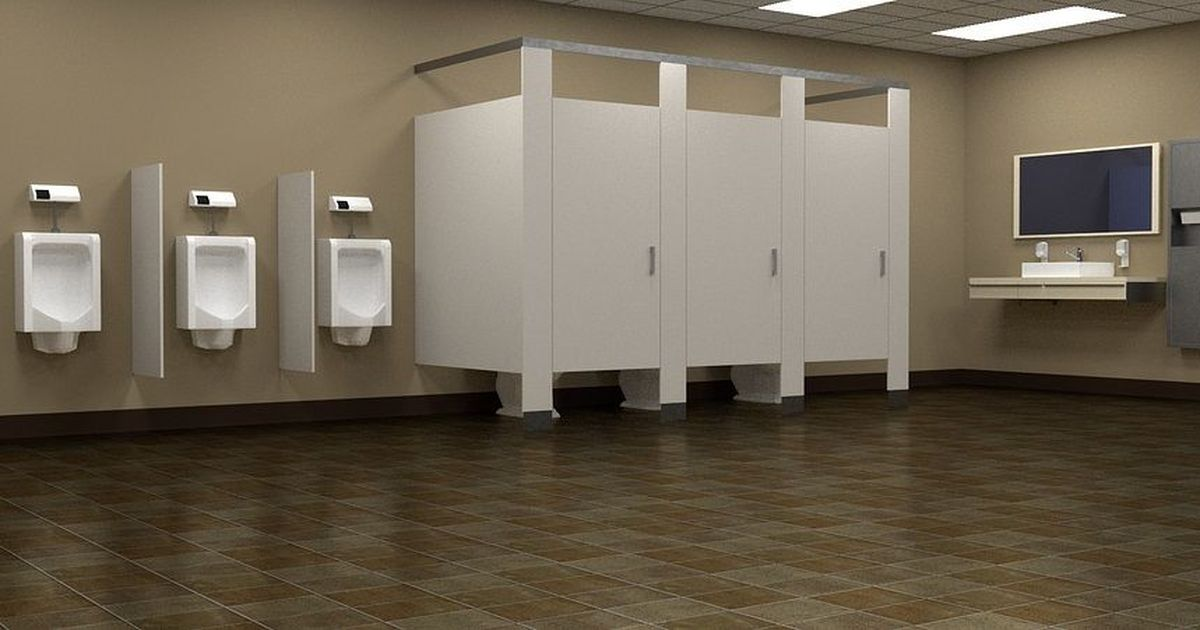 ऑफिसों और मॉल्स में टॉयलेट्स के दरवाजे जमीन से थोड़े ऊंचे क्यों रखे जाते हैं?