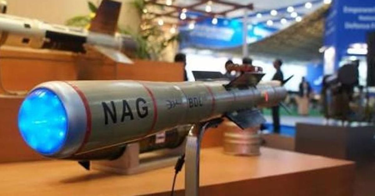 India scraps $500M Israeli missile deal: Newspaper