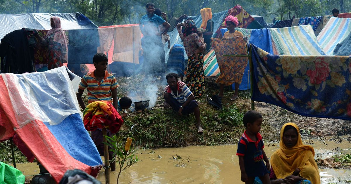 Illegal Rohingya Muslim migrants should go back, says India