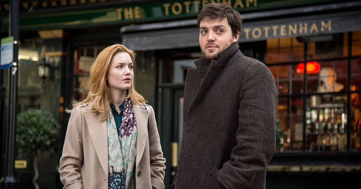 Detective series 'Strike', based on the JK Rowling novels, makes its mark