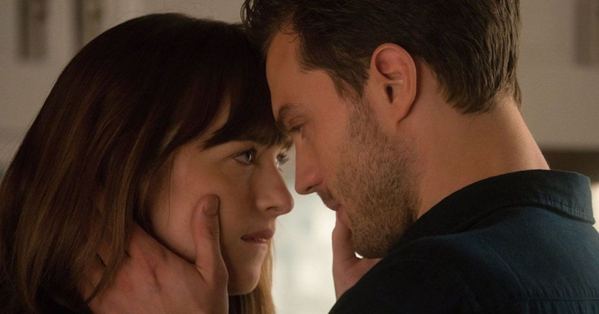 Watch: Bondage and marriage in 'Fifty Shades Freed' teaser