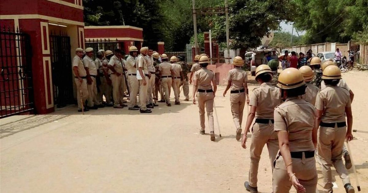Gurgaon student murder: Angry parents wreck school