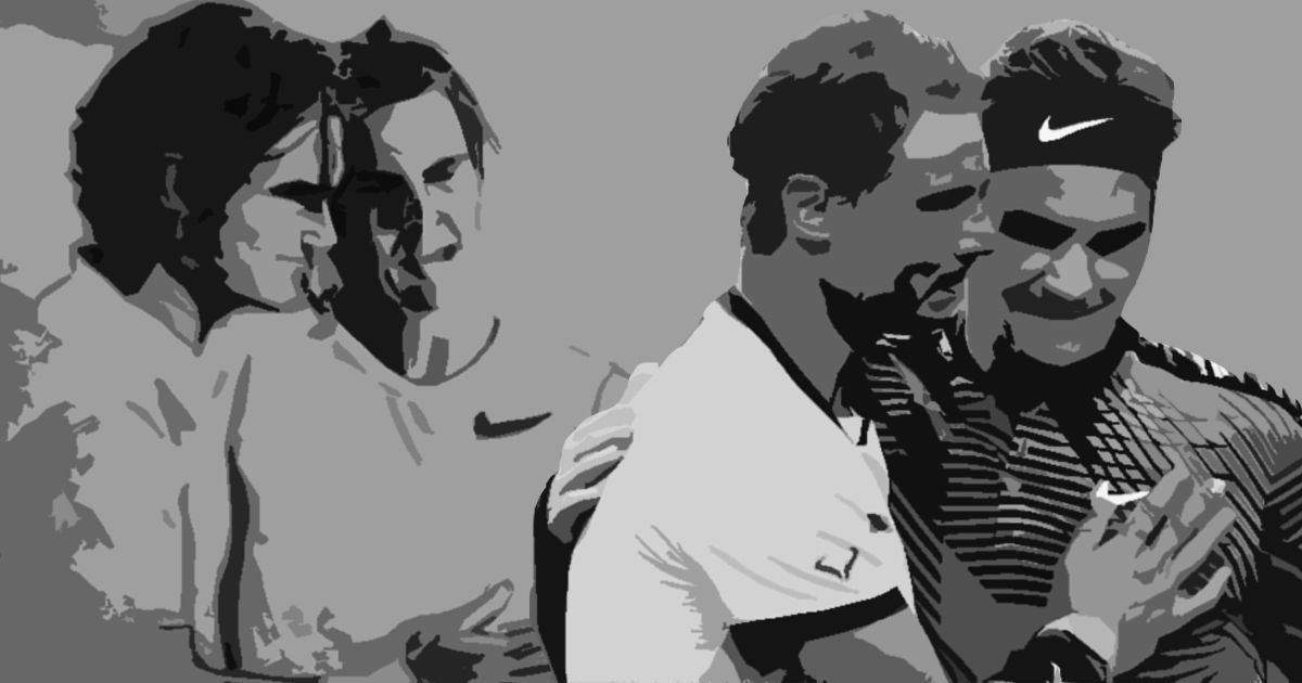 Rafa, Roger and the joy of reinvention