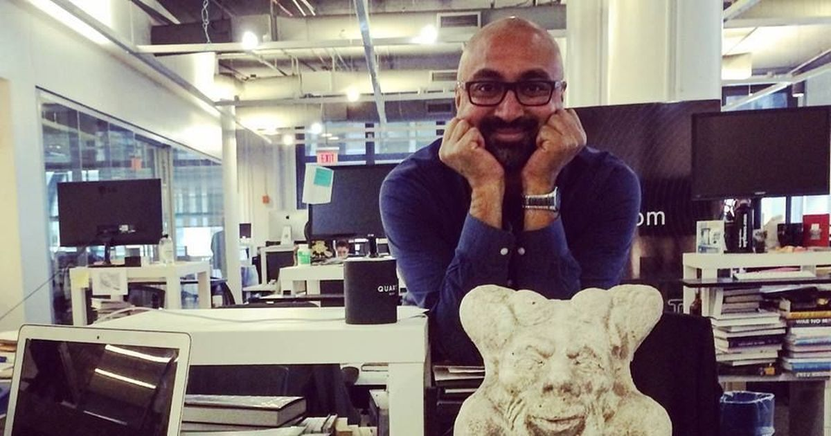 Hindustan Times editor-in-chief Bobby Ghosh is leaving