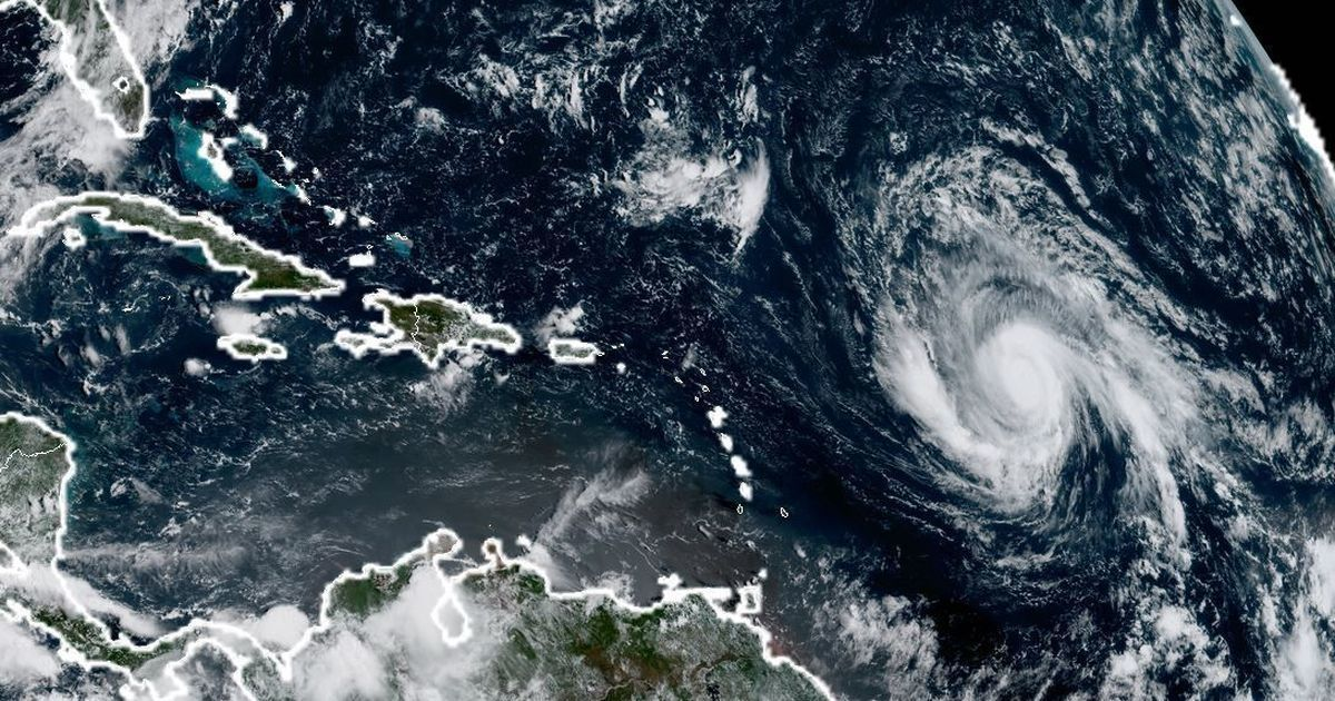 Irma rendered some islands 'barely habitable'. Does this mean hurricanes need a new category?