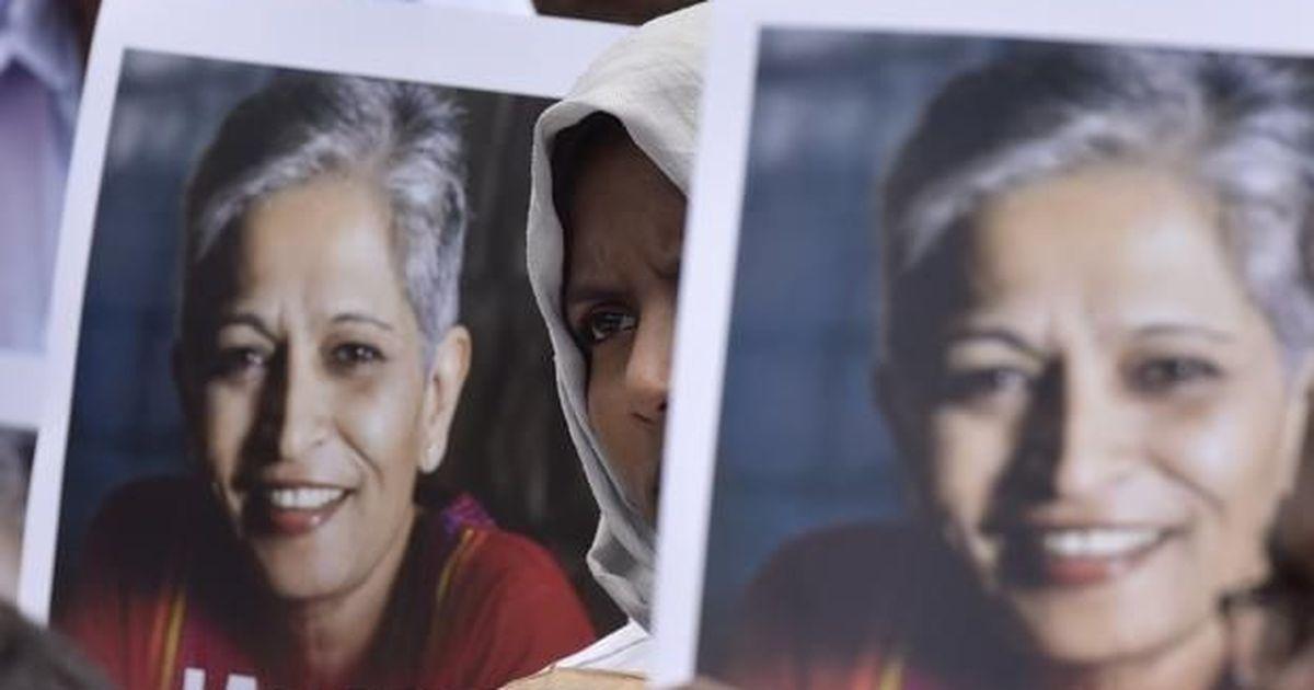 गौरी लंकेश हत्याकांड : एसआईटी ने एक संदिग्ध को गिरफ्तार किया
