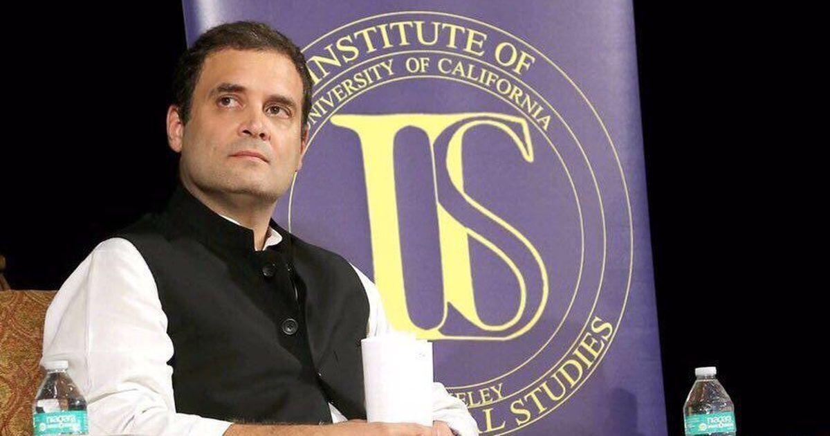 कांग्रेस में थोड़ा अहंकार आ गया था : राहुल गांधी