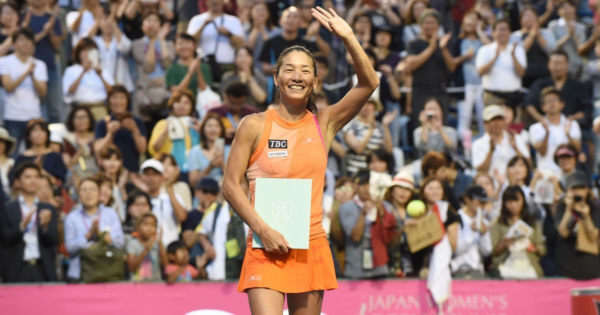 Kimiko Date bows out of tennis at 46 with a 'double bagel' and a record career