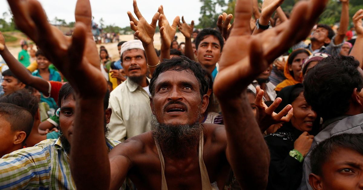 The BJP's denial of refugee status to Rohingyas is in line with the (flawed) logic of Partition