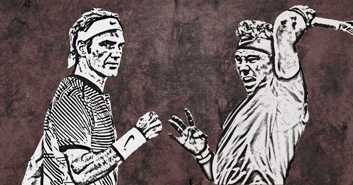 Video: Reliving the incredible 2017 season in Roger Federer and Rafa Nadal's words