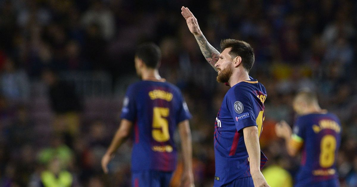 Lionel Messi's double shows crisis-ridden Barcelona light at the end of the transfer tunnel
