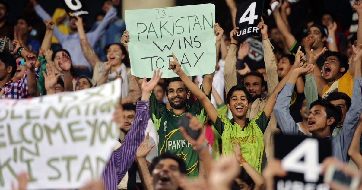 'Unbelievable feeling': Pakistan fans on Twitter celebrate as cricket returns to Lahore