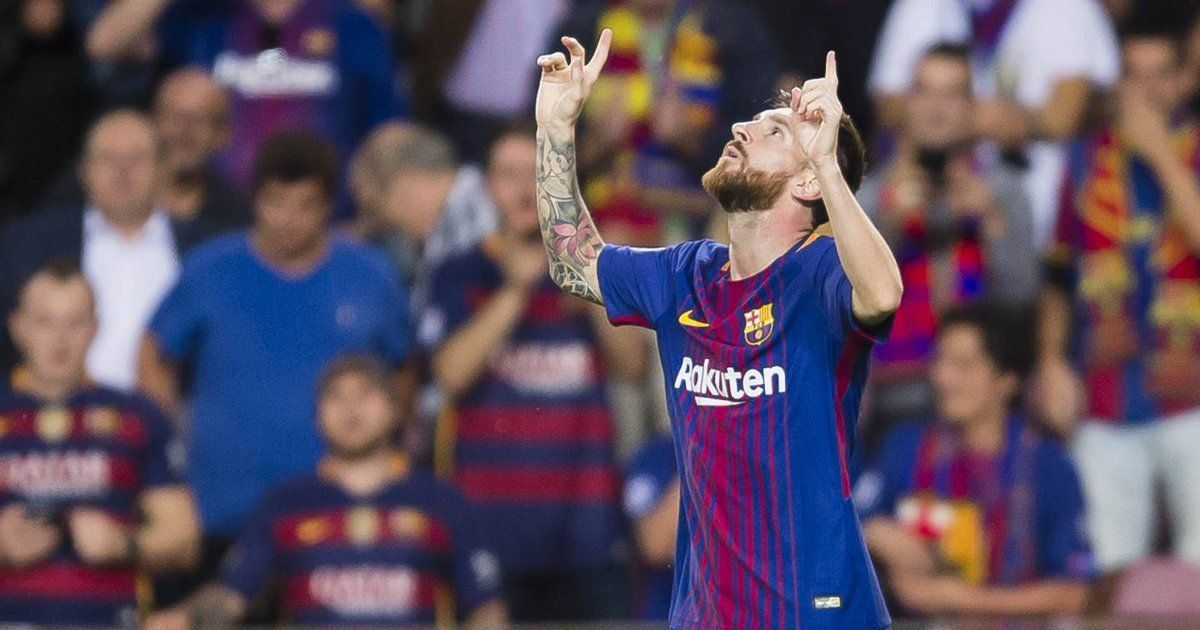 Messi breaks the Buffon barrier: Twitter celebrates the Barcelona legend's brace against Juventus