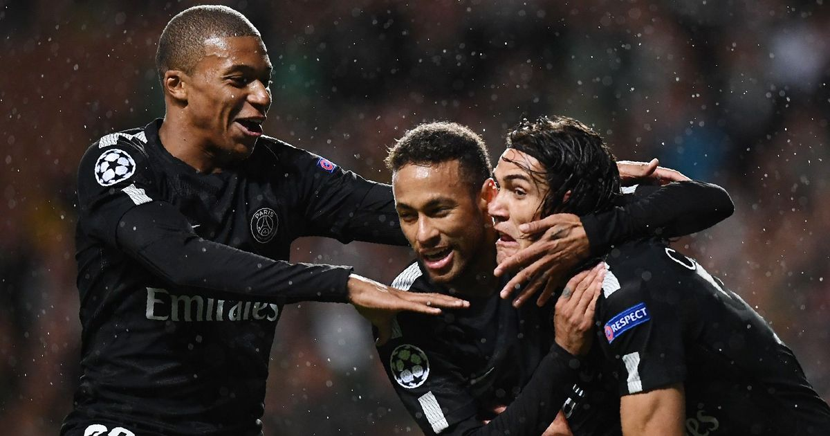 Champions League number-crunching: 'Wonderkid' Mbappe, Rashford's debut, a clean sheet after 6 years