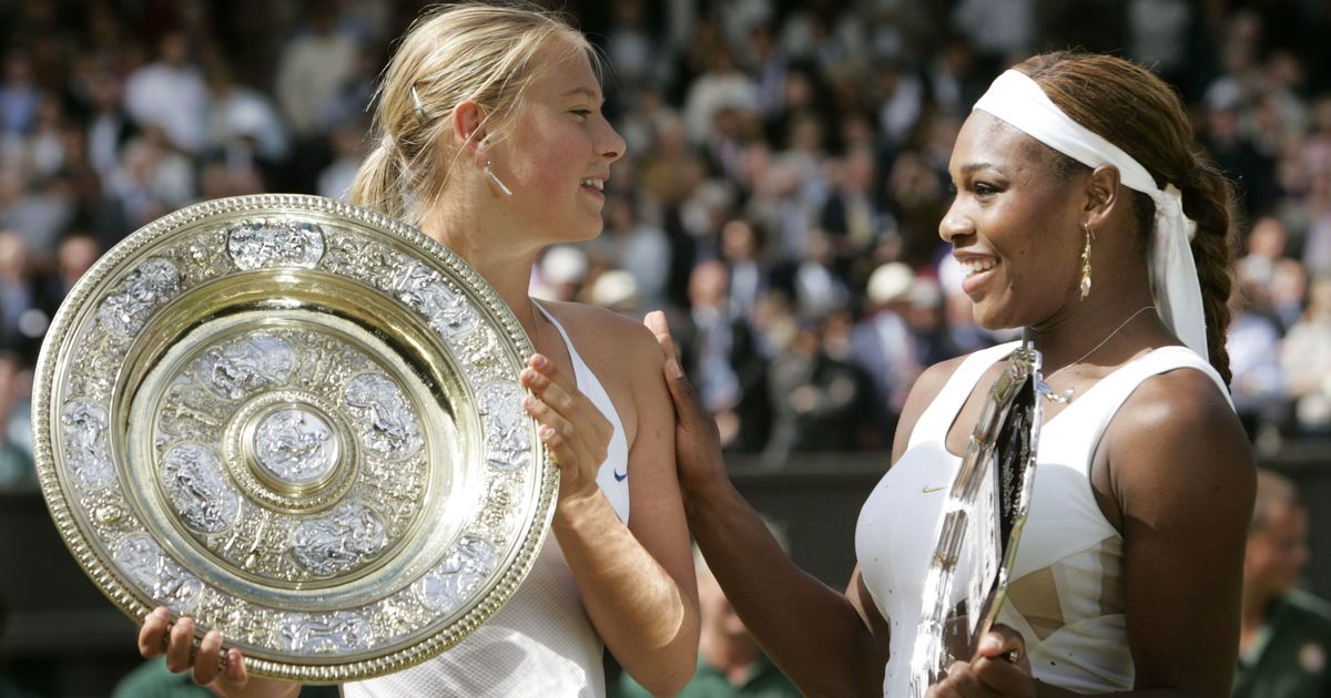'Serena hated me for being the skinny kid who beat her': Maria Sharapova in her autobiography