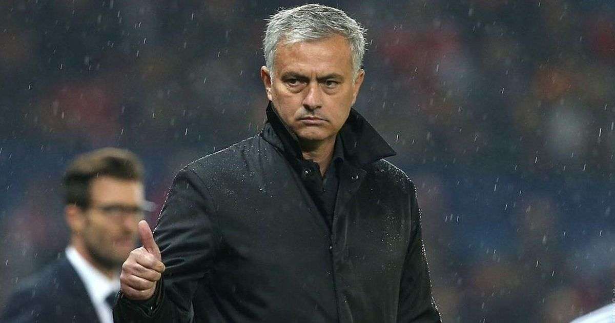 Manchester United part of 'second level' of Champions League, says manager Jose Mourinho