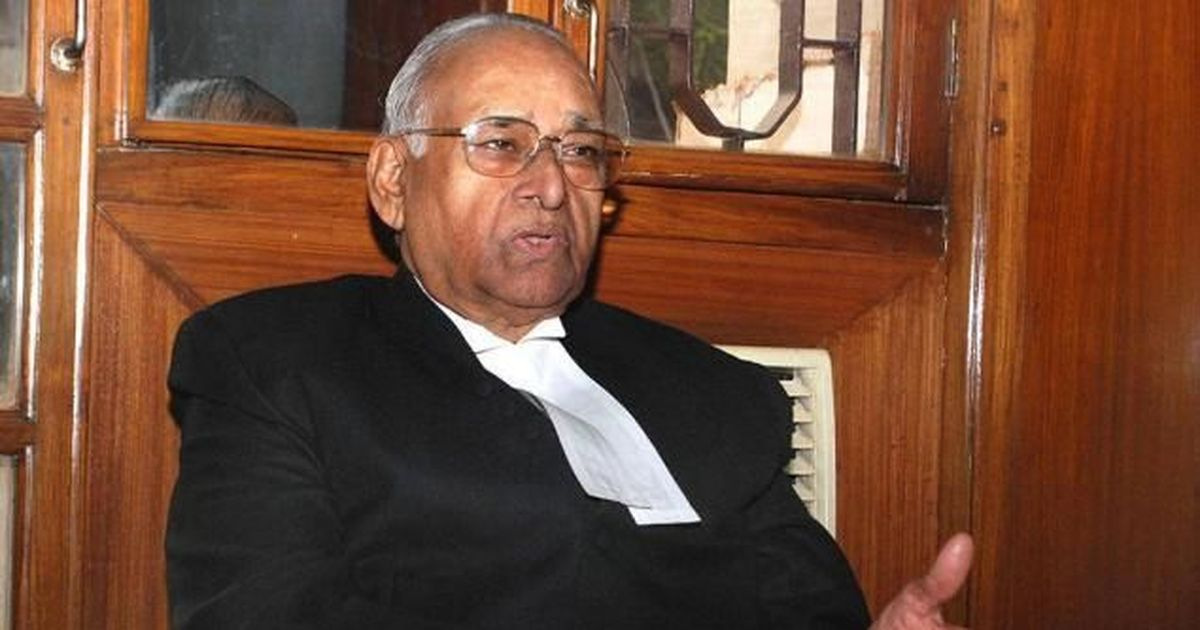 Senior advocate PP Rao passes away