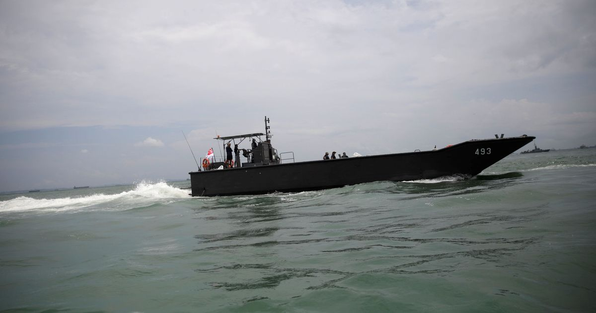 At least two sailors die, three go missing after two vessels collide off Singapore's coast
