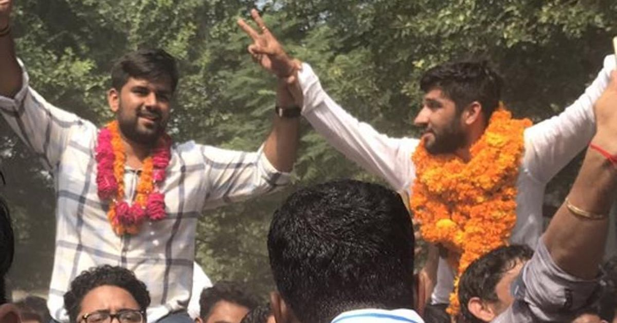 DU students' union election: NSUI will move Delhi High Court to seek recount for secretary post
