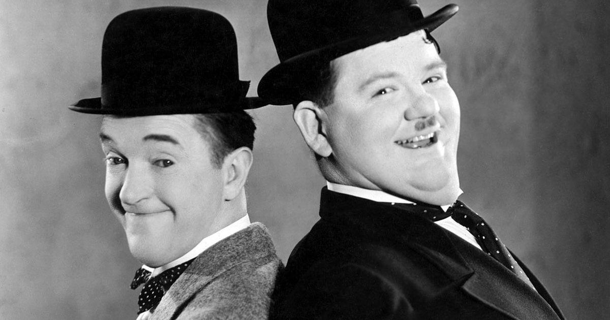 Sorry, Charlie Chaplin, Stan Laurel was funnier