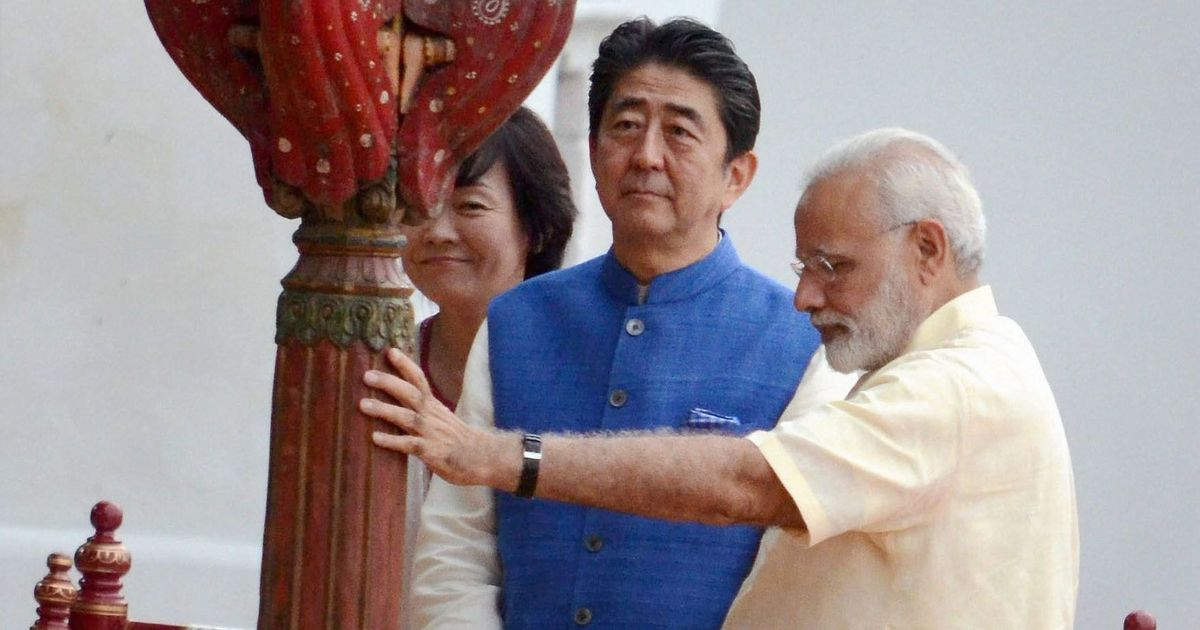 Defence, nuclear strategy will be the focus of Modi-Shinzo Abe talks on Day 2 of Japanese PM's visit