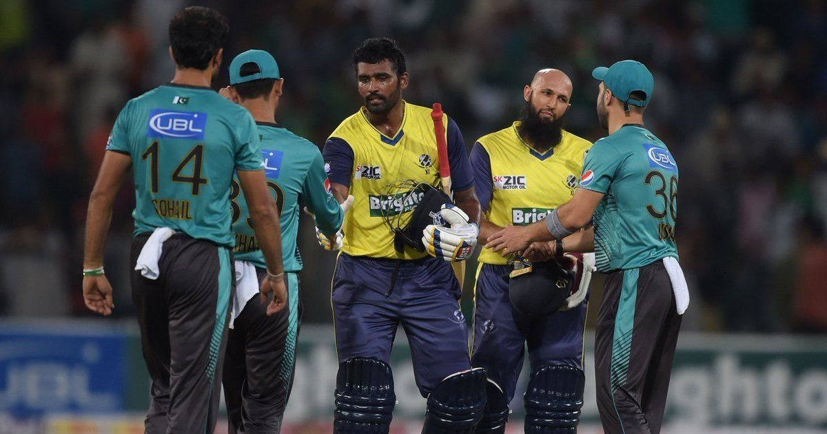 Amla, Thisara Perera steer World XI to 7-wicket win against Pakistan in a thriller, level series 1-1