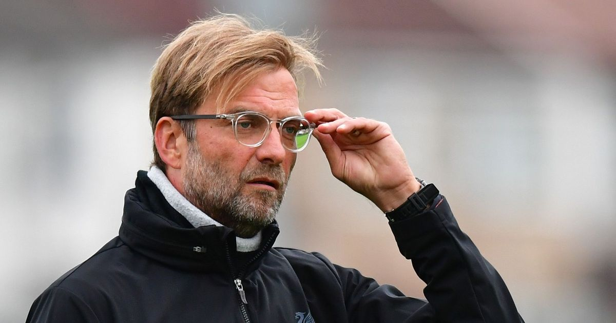 Jurgen Klopp looking forward to open game against Tottenham after Man United stalemate