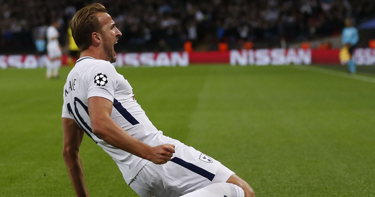 Harry Kane's double powers 3-1 win over Dortmund as Spurs banish Wembley curse