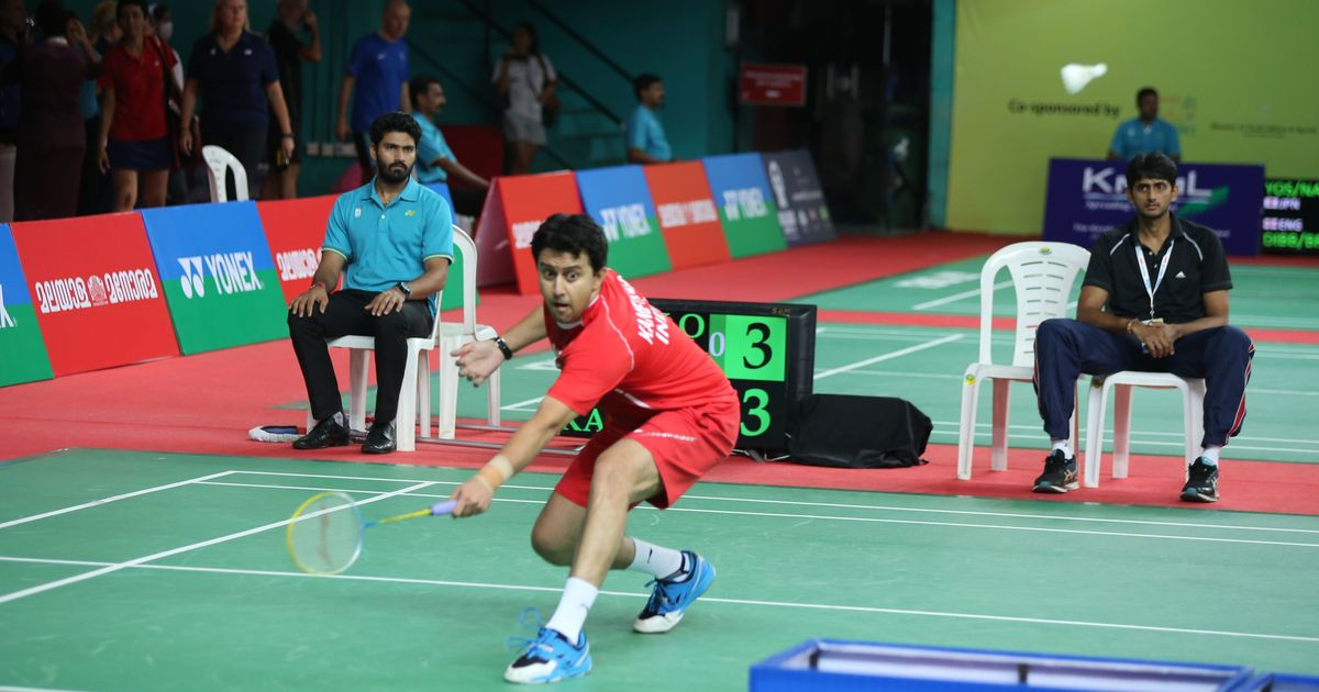 World Senior Championships: India's Kanetkar, Abhinn, Shashidhar and Aneesh reach quarter-finals