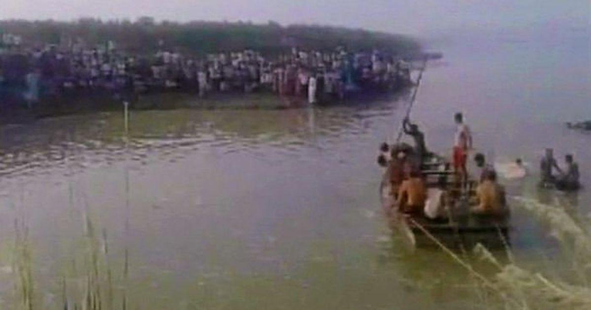 बिहार और उत्तर प्रदेश में नाव हादसे, 28 की मौत