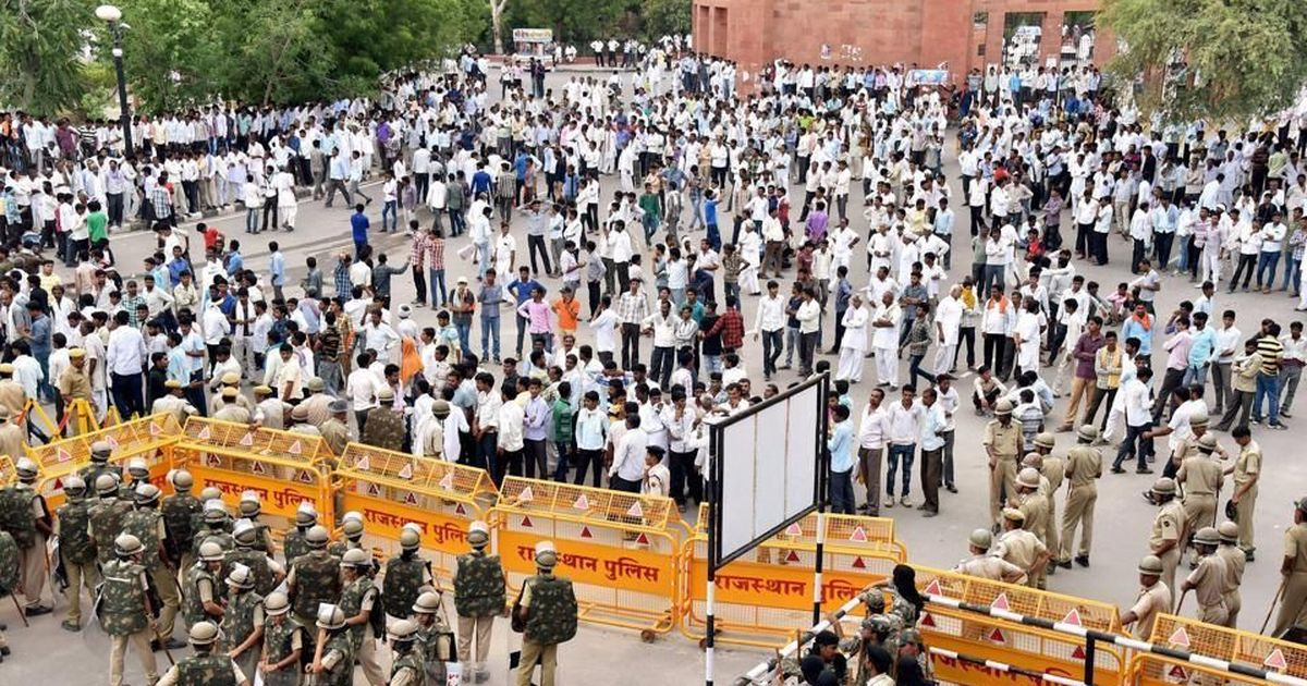 Rajasthan will waive farm loans of up to Rs 50,000, farmer protests end