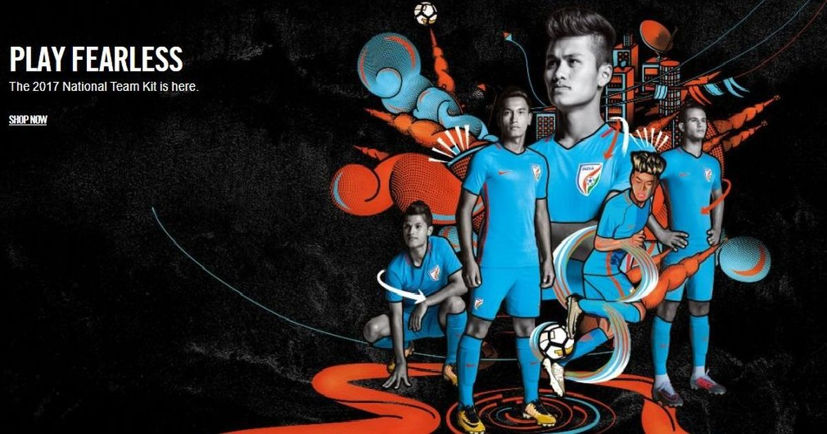 Rs 4,695 for 'baniyan with border': Twitter can't believe Nike's pricing of India football jersey