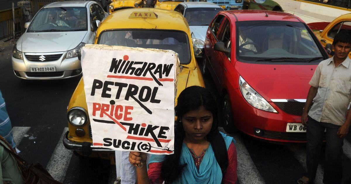 The Centre could provide relief from rising fuel prices by cutting taxes, but here's why it may not