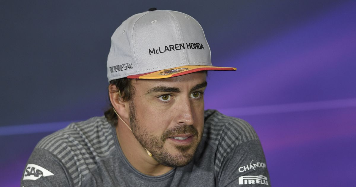Fernando Alonso's bid for Triple Crown ends after failing to qualify for Indy 500 race