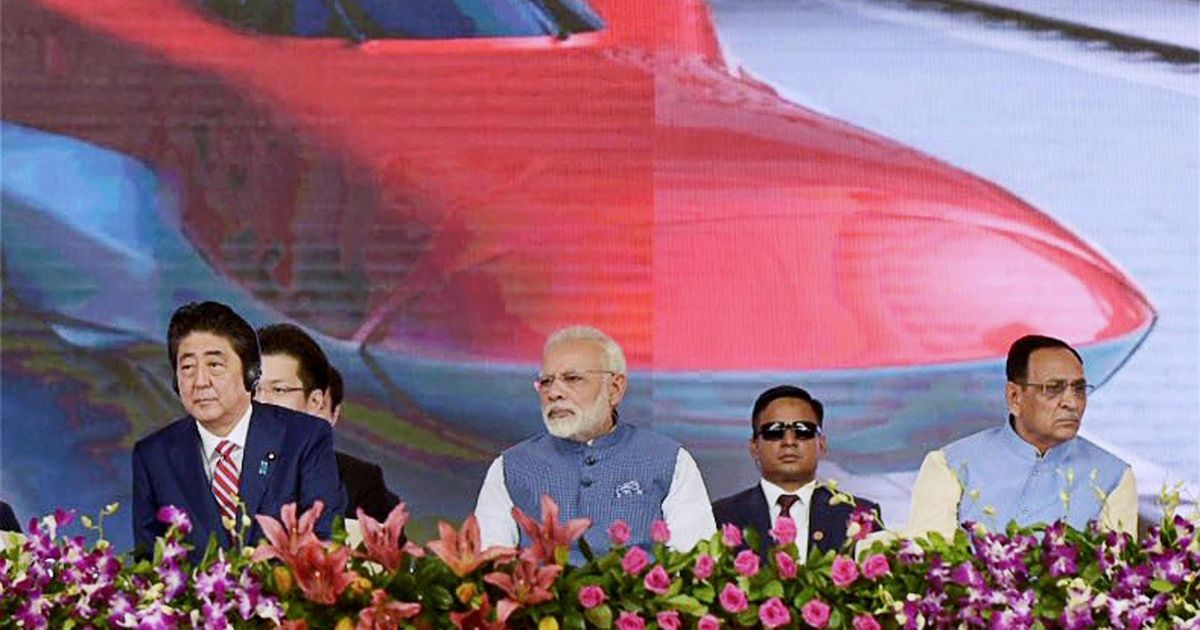 The big news: Narendra Modi, Japan PM Abe inaugurate bullet train project, and 9 other top stories